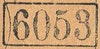Bezirk stamp of type 1000