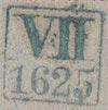 Bezirk stamp of type VII-boehmen