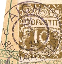 Image of the stamp type D8.