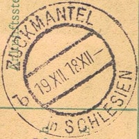 Image of the stamp type M6.