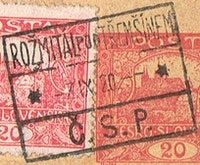 Image of the stamp type RM12.